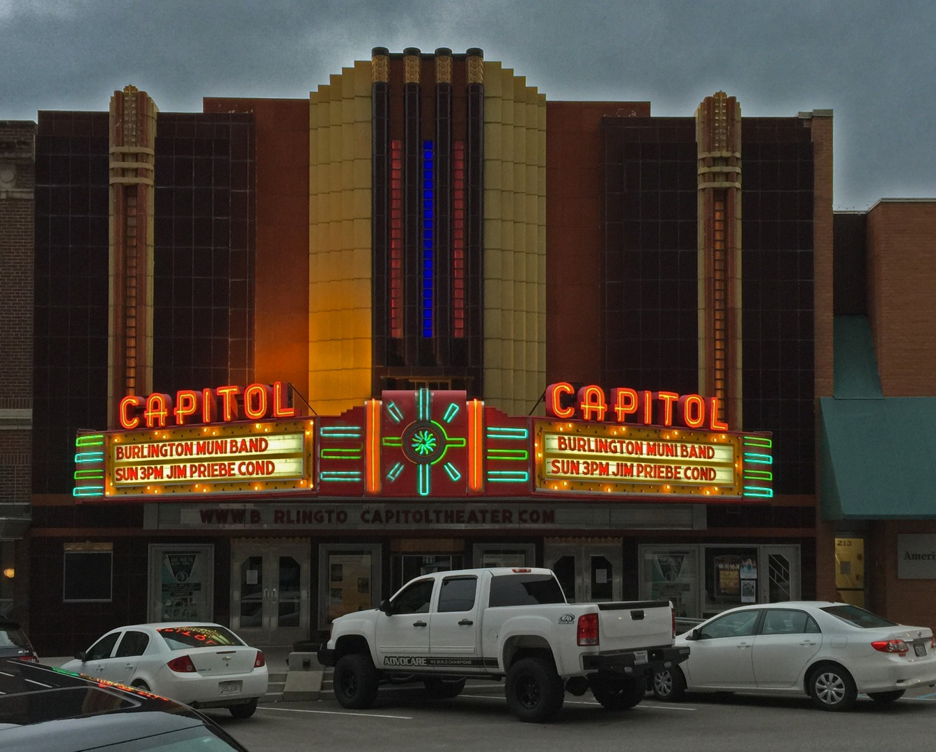 Burlington's Capitol Theater